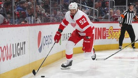 Source: Red Wings put D Jonathan Ericsson on waivers