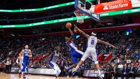 Pistons' Morris fined $35,000 for abusive language