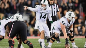 Spartans' re-tooled offense to face Badgers' No. 1 D