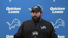 Lions coach Matt Patricia fires six staff members
