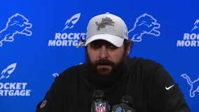 Matt Patricia 'excited' for another shot to build on Detroit Lions foundation