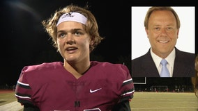 Top Job: FOX 2 cheers on Ronnie Savage in final homecoming football game
