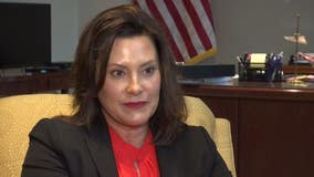 Gov. Whitmer defends budget vetoes, urges lawmakers to restart negotiations
