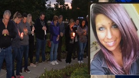 Murdered Clinton Twp. woman remembered as loving, forgiving at vigil