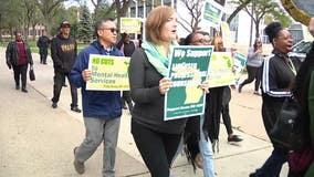 Counselors rally in Detroit for right to diagnose patients