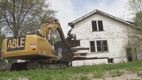 City of Detroit plans to demolish 1,380 blighted properties