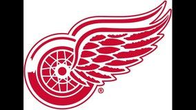 Gagner's hat trick leads Red Wings past Predators 5-2