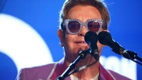 Elton John announces new Detroit dates for 'Farewell Yellow Brick Road Tour'