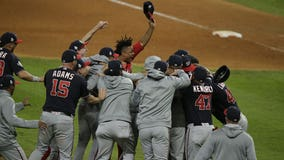 Washington Nationals become World Series champs for 1st time in franchise history, beating Houston Astros 6-2