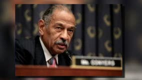 Congressman John Conyers remembered as Civil Rights champion