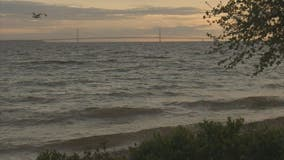 Ottawa County Sheriff officers rescue swimmers caught in Lake Michigan rip current