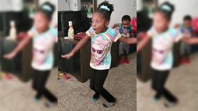 'So proud': Girl, 6, with cerebral palsy walks unaided for first time ever in viral video