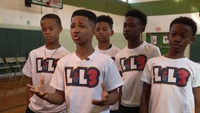 12-year-old motivational speaker comes to Oak Park, inspires others