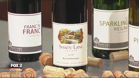 Wine Wednesday: Shady Lane Cellars