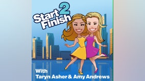 Start 2 Finish with Amy and Taryn: Episode 3 – Amy's 'life changer'