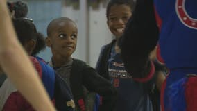"Pistons ""clap in"" young Detroit students on Count Day"