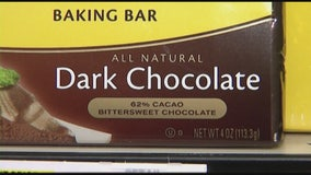 Eating dark chocolate could reduce risk of depression, study suggests