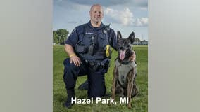 Vote for Hazel Park K-9 team to win new police SUV