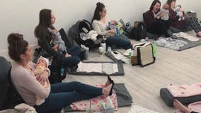 Honey Space for Moms in Ferndale is a clubhouse for new moms