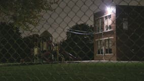 Man shot during fight at Harper Woods elementary school playground