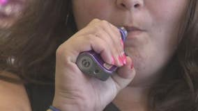 Michigan Health Dept. issues health advisory after chemical linked to lung injuries found in vaping devices