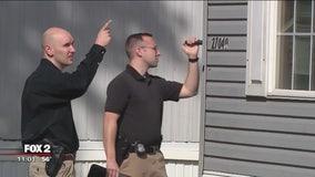 Five arrested after argument over dog turns to gunfire, rattling Warren mobile home park