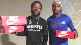 Local running group donating shoes to impoverished residents in Detroit