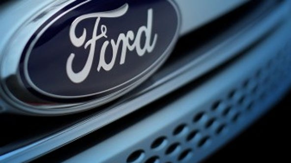 Ford's profits fall almost 60 percent during third quarter
