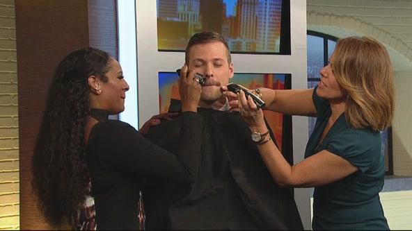 Goodbye Derek Kevra's Mustache