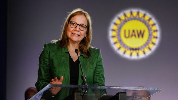 GM CEO Mary Barra joins talks; deal to end strike may be near