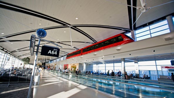 You can go beyond Detroit airport security without a ticket with this new pass