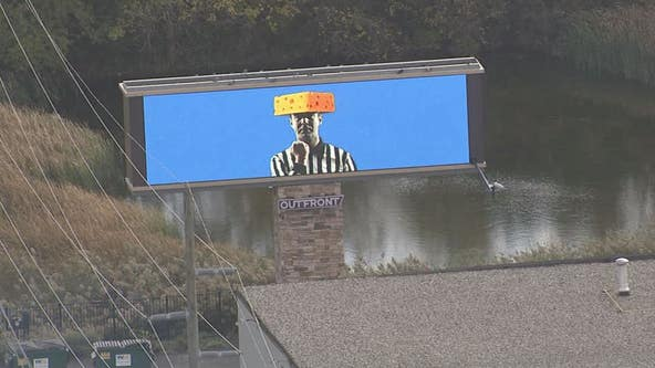 Lions fans buy billboards to take shot at refs for Packers game