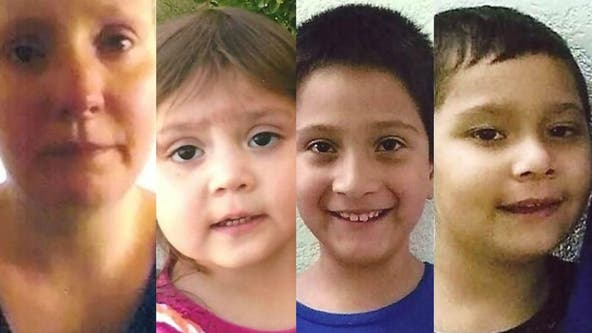 3 Missouri children missing since 2017 found in Texas, reports say
