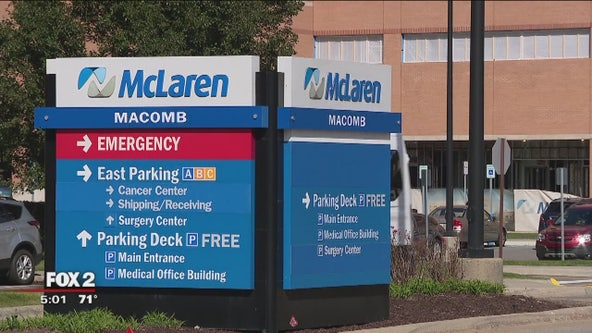 Source of McLaren Macomb Hospital legionnaires disease still unknown