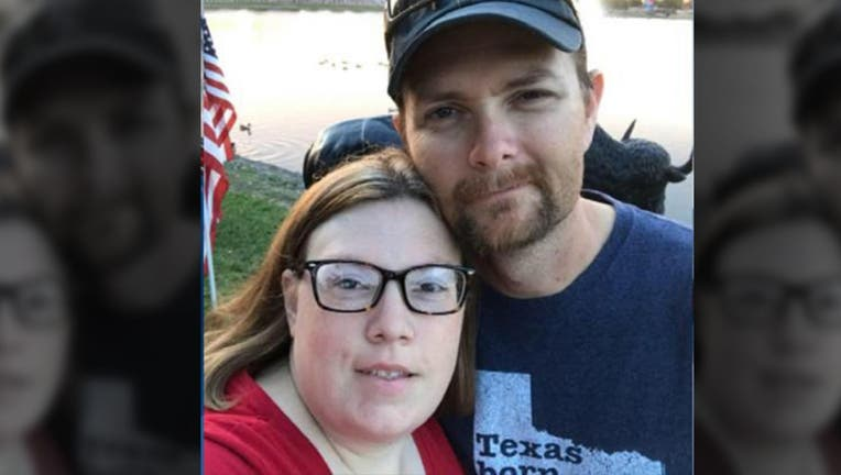 Natalee and Jacob Dean died Saturday night after both inhaled poisonous gas fumes at a pumping house in Odessa, Texas, investigators said.