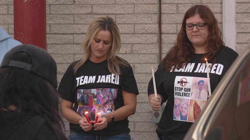 Vigil held for 6 'Last Call' Bar shooting victims, including man on life support