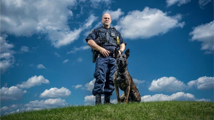 Vote for this dog, and Hazel Park Police will get a new Chevy Tahoe