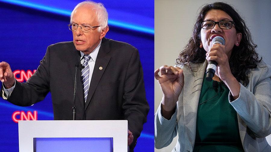 Bernie Sanders to tour Rashida Tlaib's district Oct. 27