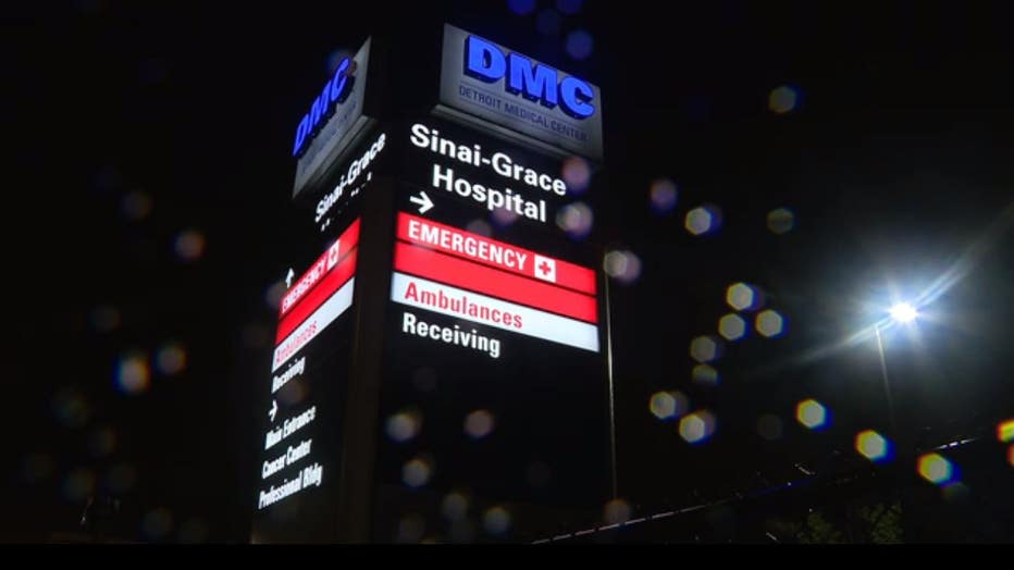Detroit Medical Center replacing some special police officers with contracted G4S security
