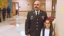 Macomb school students honor veterans