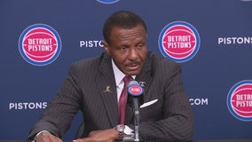 WATCH: Casey, Drummond & Snell after 122-102 win over the Knicks