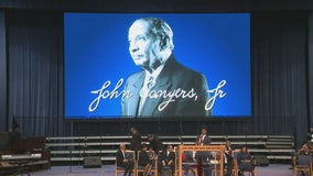 'Fighting for what's right' - John Conyers honored for life of public service