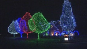 Legal threat could shut down dazzling Auburn Hills holiday light show, hurting charity