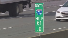 Crews two months behind on construction of I75 corridor