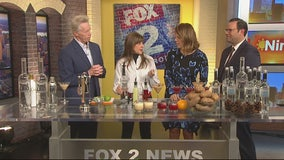 Pointers on making fun, festive holiday drinks