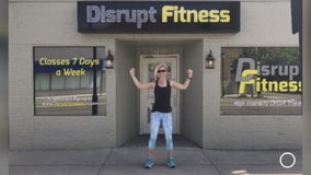 Fitness at any level with Disrupt Fitness