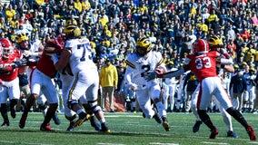 No. 14 Michigan rolls past Maryland 38-7
