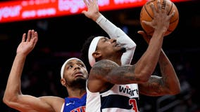 Beal leads Wizards past Drummond, depleted Detroit