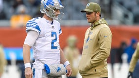 Lions QB Matthew Stafford will miss second consecutive game