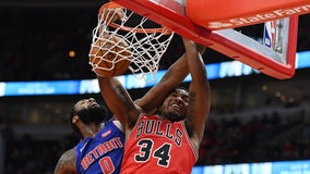 Bulls take Pistons 112-106